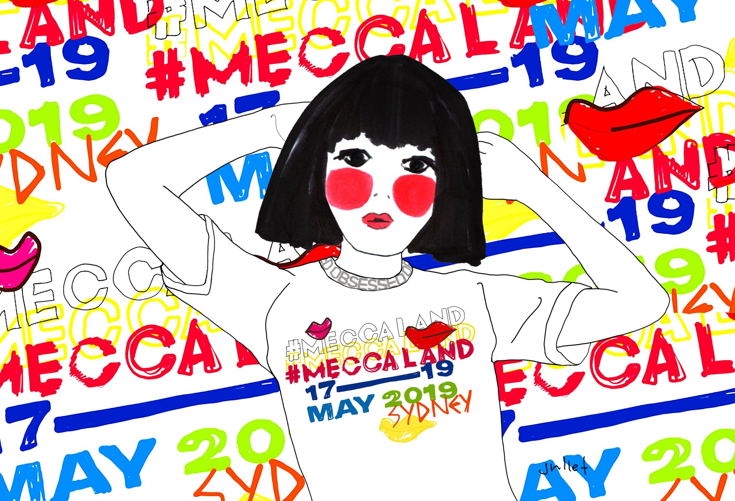 #meccaland 2.0 2019 sydney