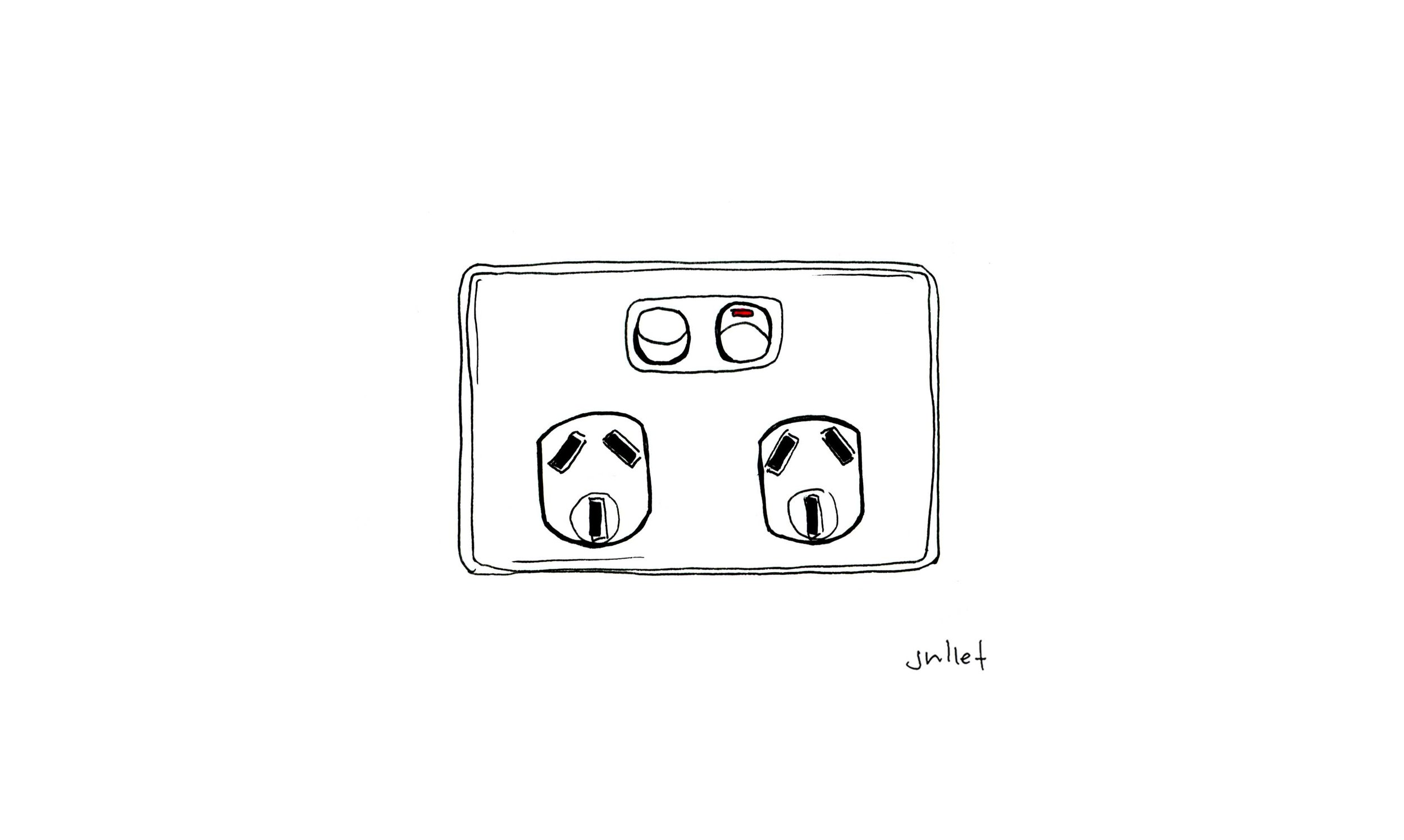 power outlet_the juliet report