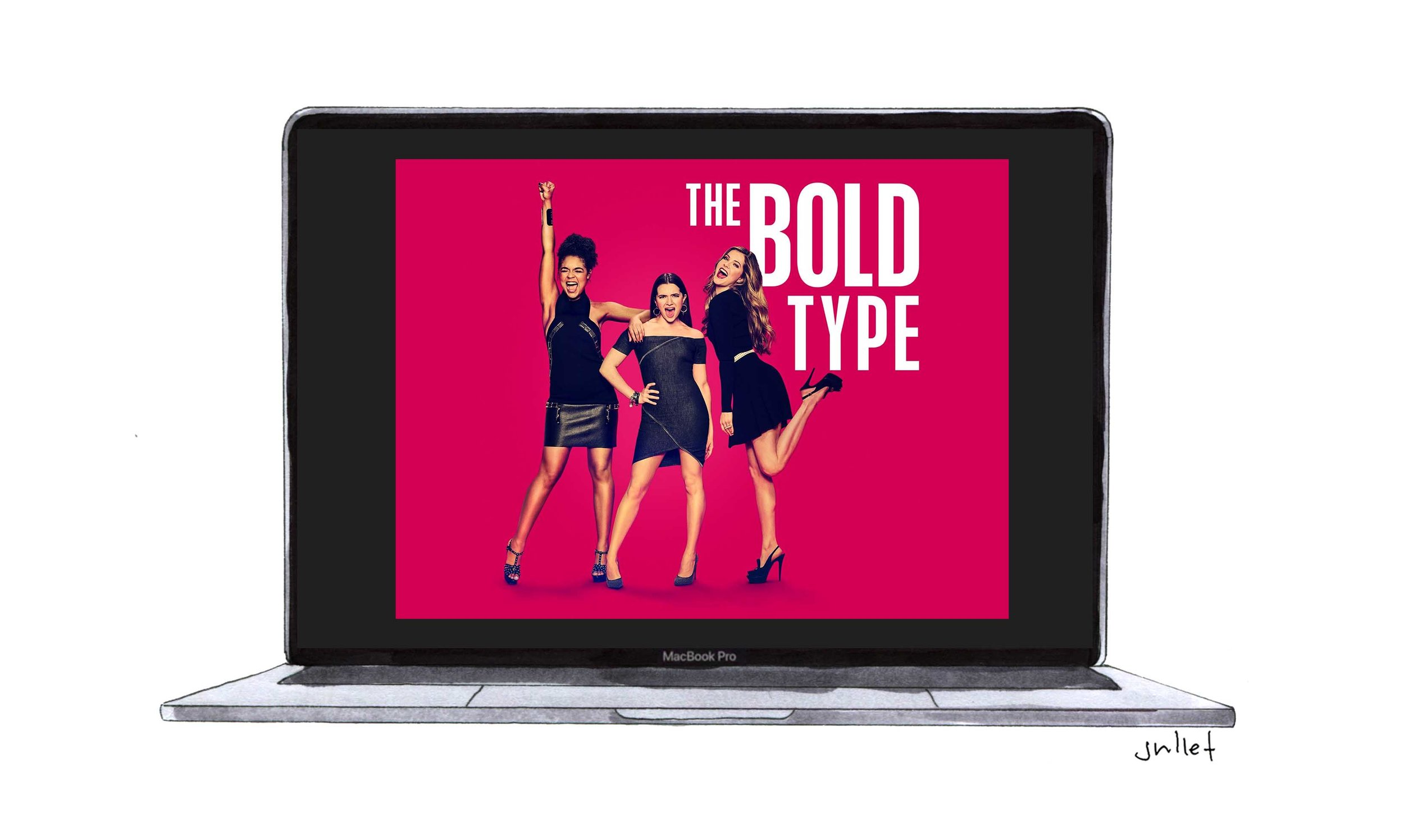 the bold type_the juliet report