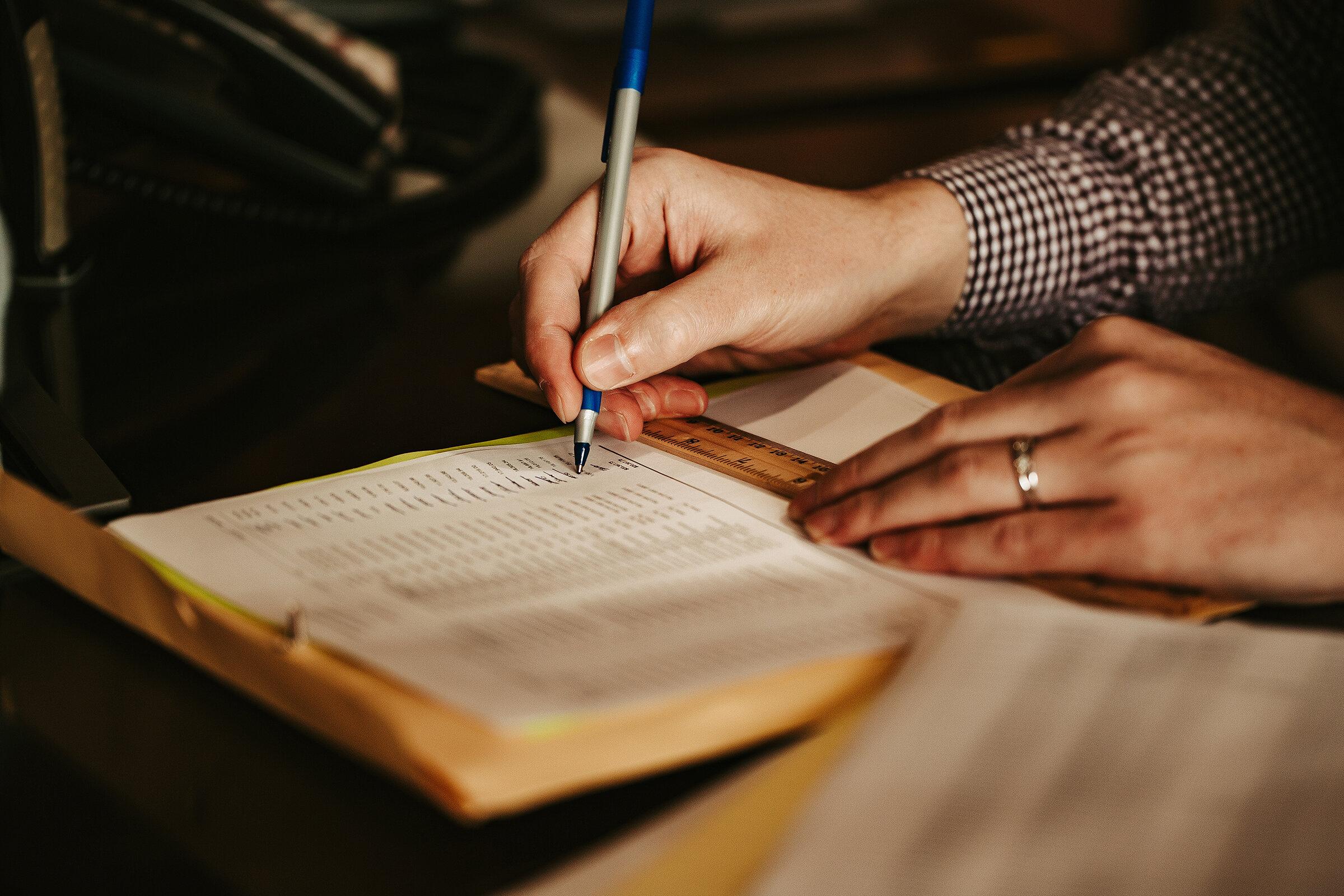 Tax Preparation & Planning -