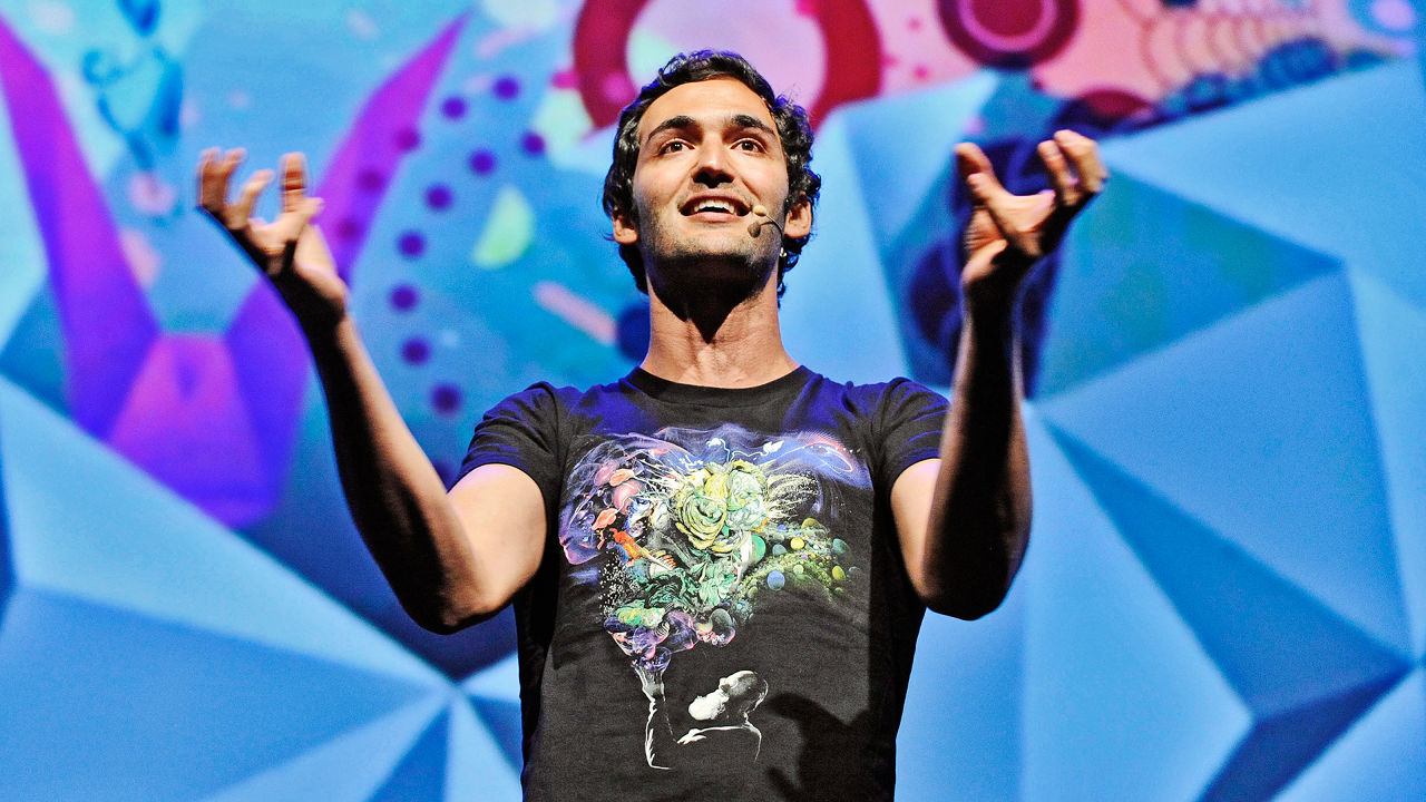 """He's been called a futurist, an """"idea DJ,"""" a performance philosopher, and more. His popular video series Shots of Awe is a cinematic exploration of science and philosophy, and he also hosts the National Geographic Channel's BrainGames, as well as Origins: The Journey of Humankind.     We recommend looking into everything Jason Silva has ever done but especially his youtube series, Shots of Awe.    """"Ever ponder the miracle of life? Or perhaps wonder about the evolution of intelligence? In Shots of Awe, """"Performance Philosopher"""" Jason Silva chases his inspiration addiction as he explores these topics and more. Every week Jason freestyles his way into the complex systems of society, technology and human existence and discusses the truth and beauty of science in a form of existential jazz"""" AND THEY ARE AMAZING.    Watch Below: https://www.youtube.com/user/ShotsOfAwe    Follow:  Instagram.com/JasonLSilva    Facebook.com/JasonLSilva   Twitter.com/JasonSilva"""