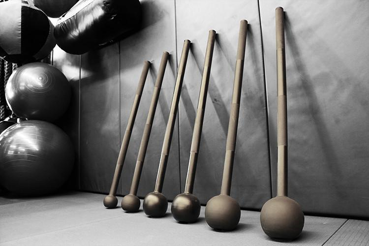 Steel Mace is a unique tool for movement. This piece of equipment was built to challenge all aspects of rotation. Purposeful rotation, anti-rotation, and counter rotation. Ideal for building strength and mobility. Our Mace movement experience gives you an introduction to this tool teaching you the essentials, as well as the steps to advanced programing.