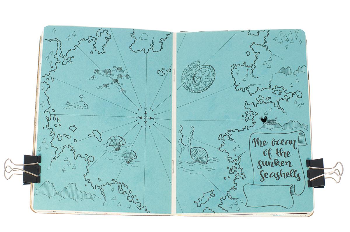 Unsere Entdeckungsreise sollte uns zu verschiedenen Stationen führen. Jedes Crew Mitglied hatte vorab eine bestimmte Stelle im Ozean der versunkenen Mollusken auserkoren, um dort mehr Informationen über unser ersehntes Ziel zu erfahren: wo ist Atlantis?