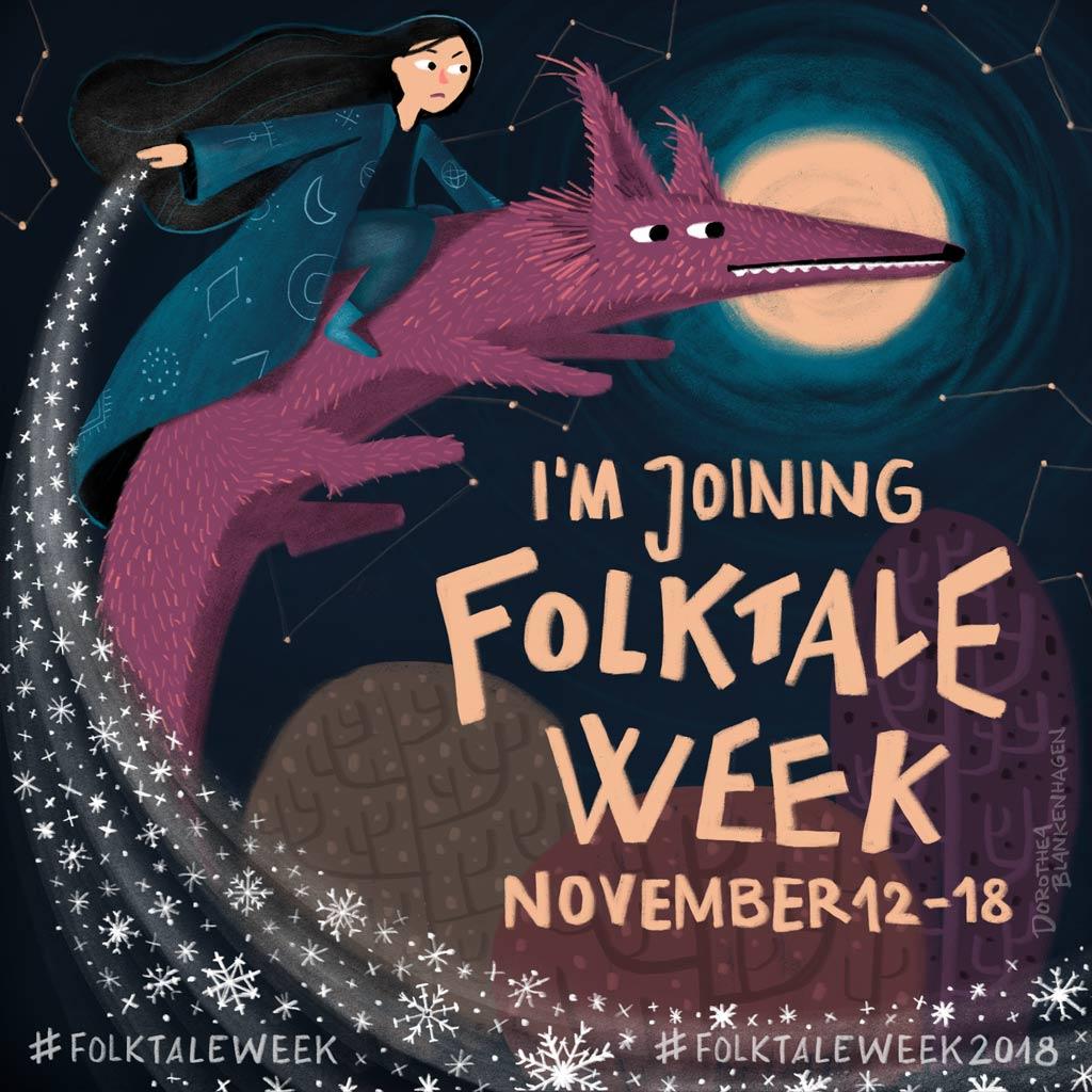 Ankündigung zur Folktale Week