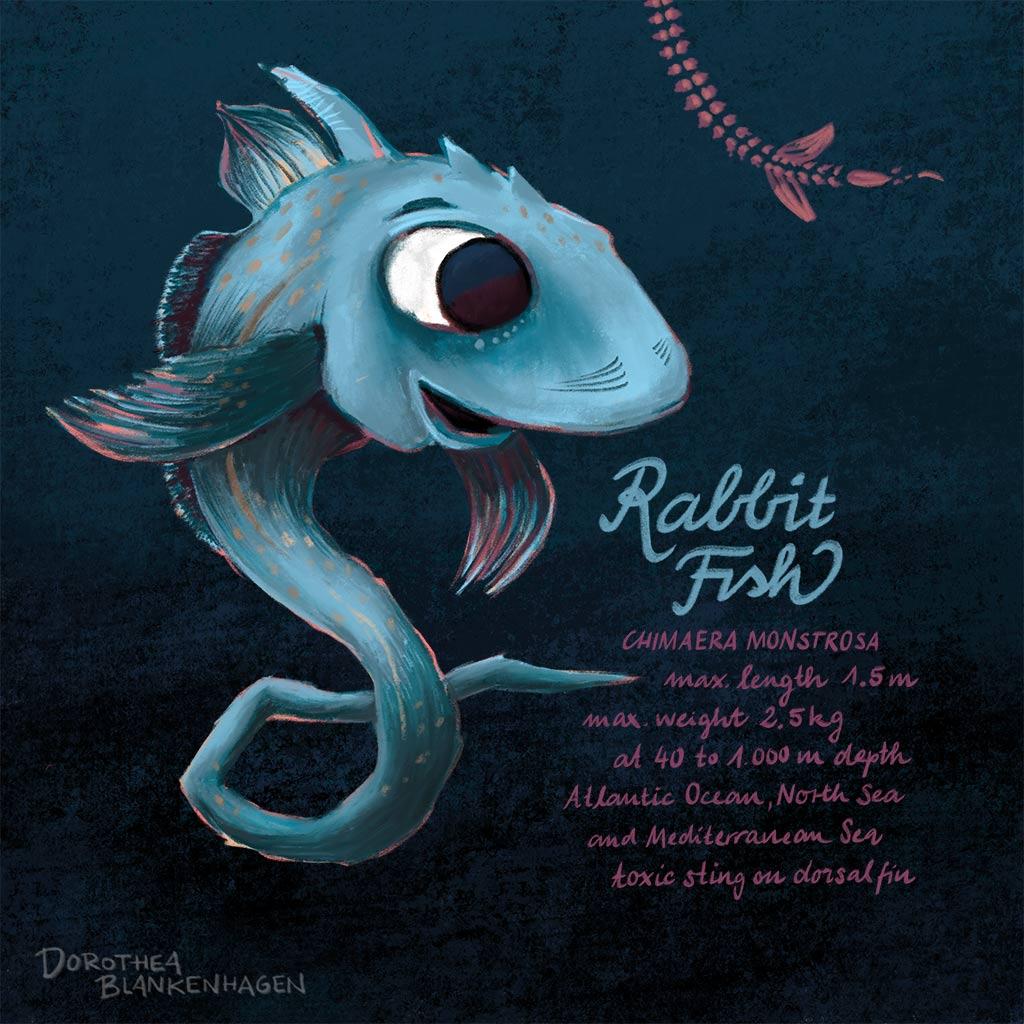 Rabbit fish/Katzenfisch