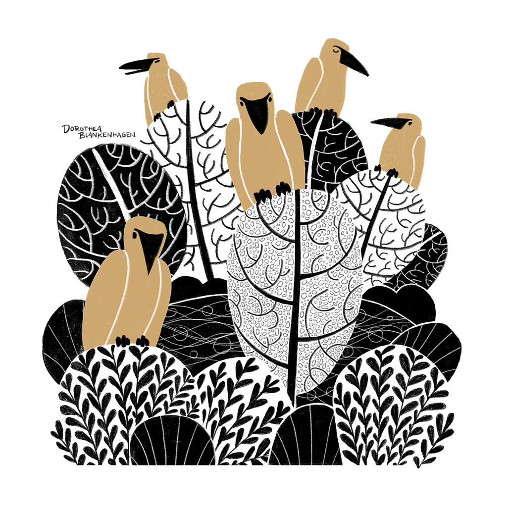 Die Stymphalischen Vögel