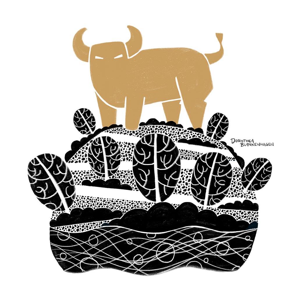 Der Kretische Stier