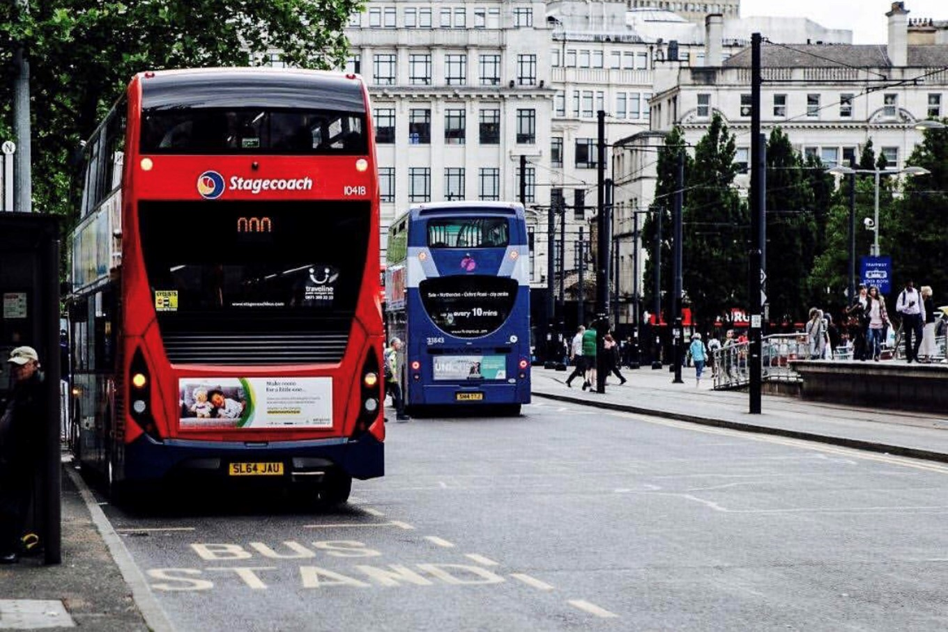 TRANSPORT & BUSES - We craft city, local or national bus campaigns to suit both your budget and your target audience, selecting specific routes which will maximise reach whilst minimizing wastage. We book campaigns across all transport including buses, trams and trains.