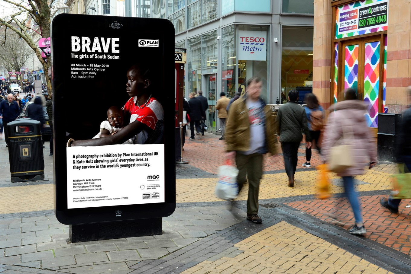 DIGITAL OOH - Digital out of home allows us to reach audiences on a granular level, selecting key sites in key locations. DOOH can be booked by day part and updated in real-time, allowing us to keep your campaign as up to date and fresh as possible.