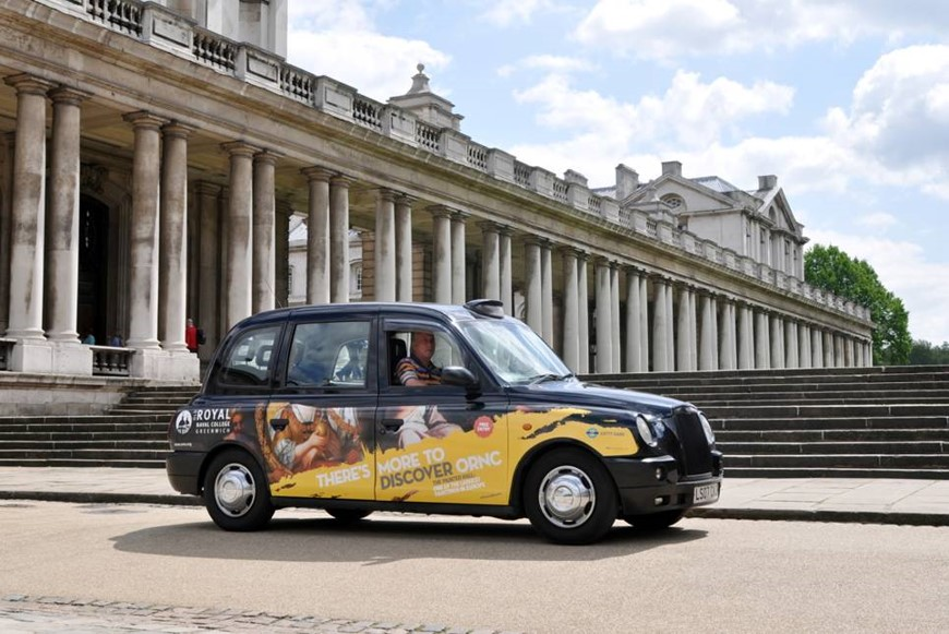 TAXI WRAPS - Taxi wraps are an ideal choice to create an impact in heavily populated town and city centre locations. They offer a cost-effective solution to your advertising needs and provide a range of options from in-cab to full taxi wraps.