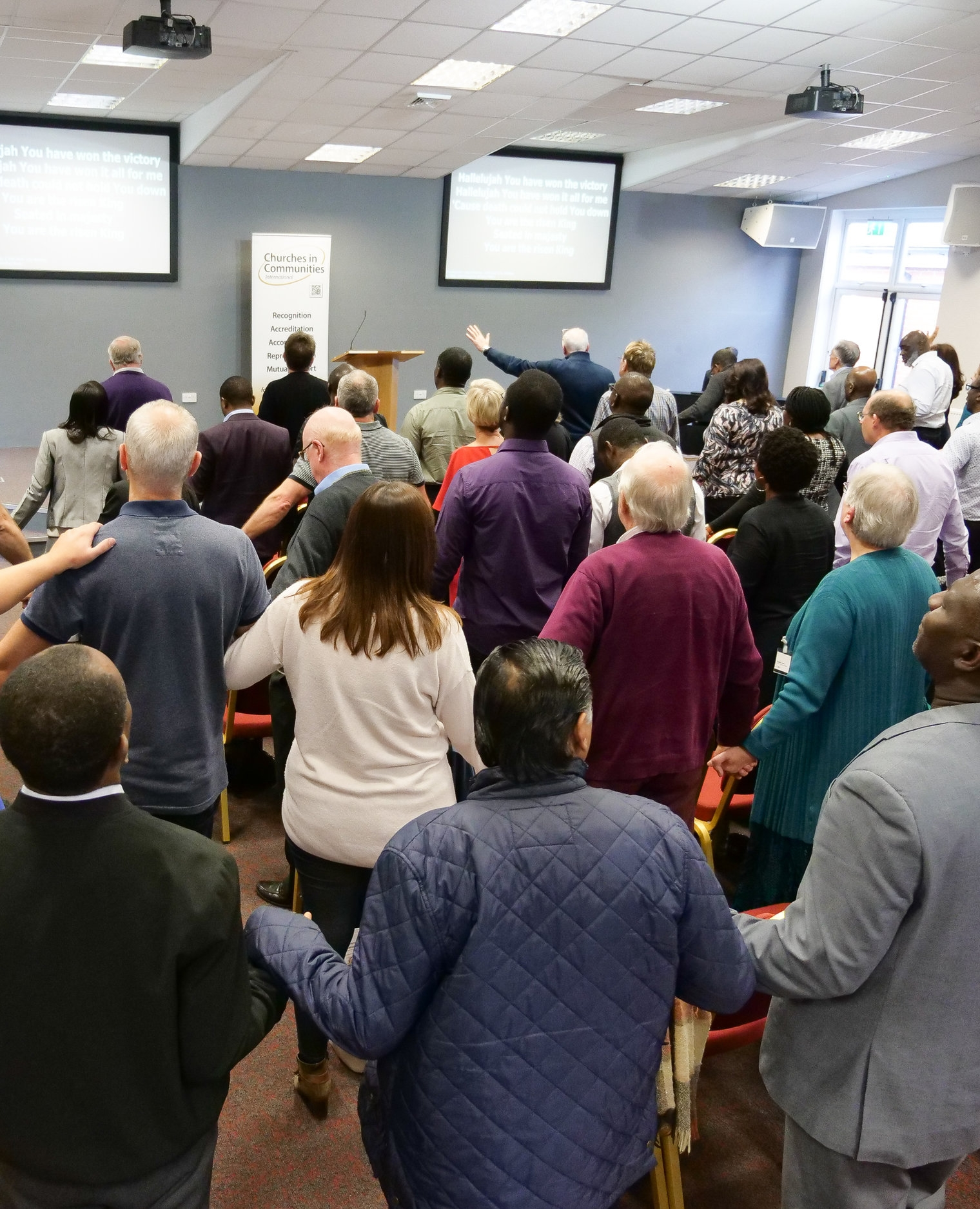 CiC is unlike any other network I have explored! - The expectations of membership are clear and really well thought through, serving to facilitate rather than regulate my ministry.CiC places a strong emphasis on relationships and mutual encouragement, providing precious opportunities such as the Ministers' Fellowship to meet and connect with like-minded people from a wide variety of ministries.The peer reviews and accountability structures are excellent – helping me to set clear ministry targets and clarify my vision for the year ahead.- Pastor Keith Dolding, The Well, Reading, Berkshire