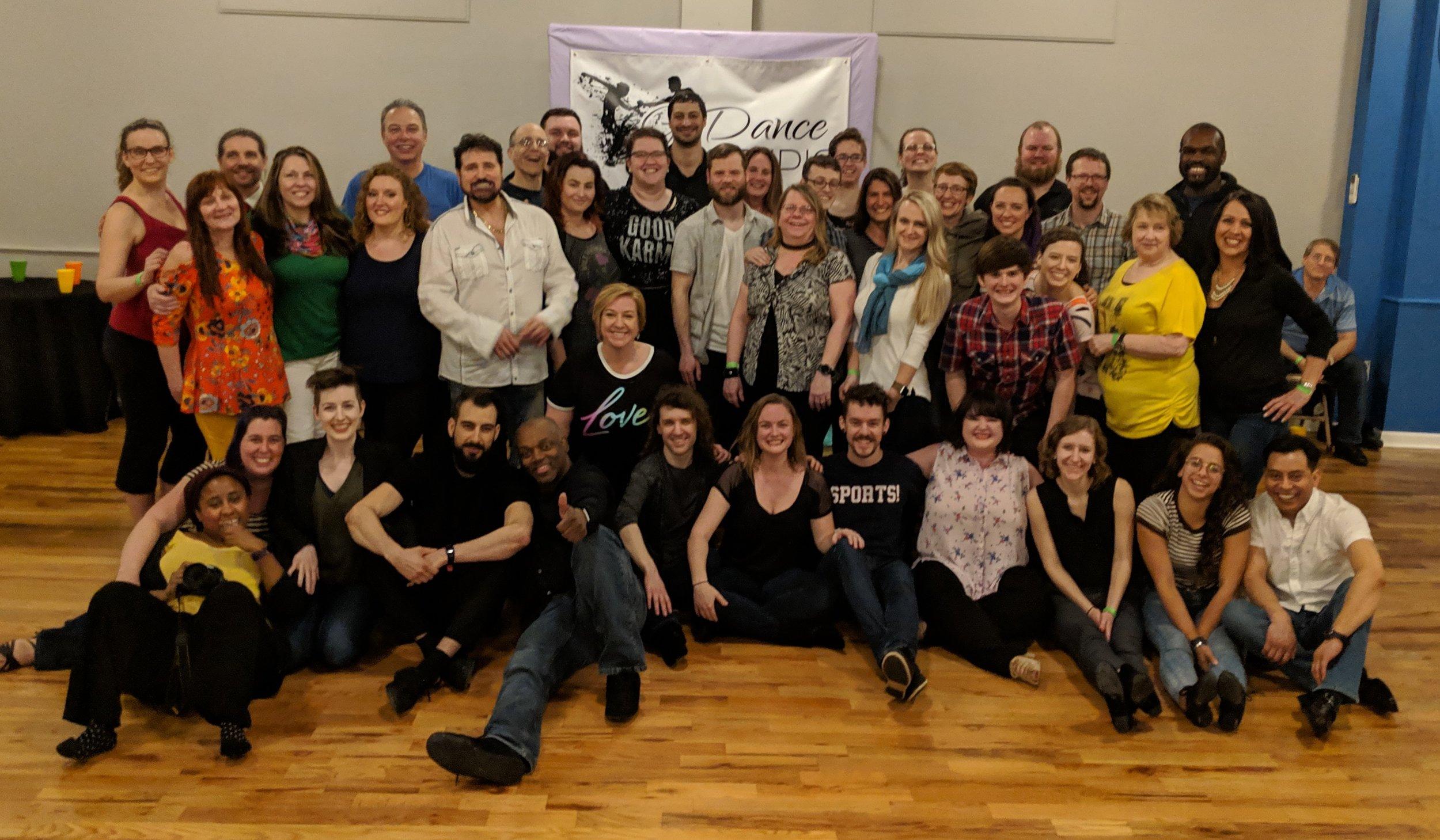 Our 2019 Westie Spring Fling Crew