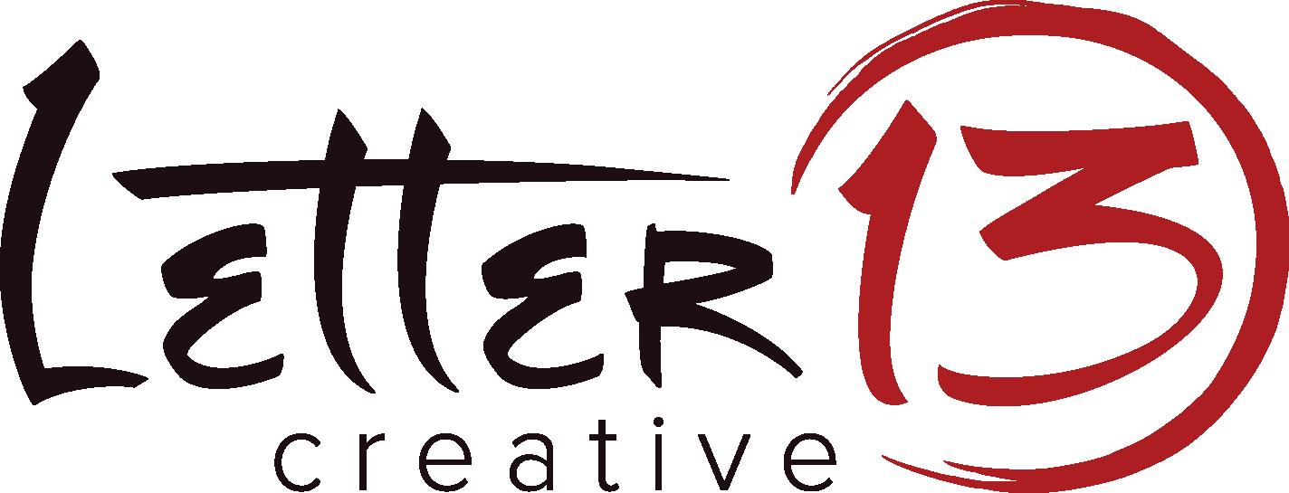 Letter 13 Creative