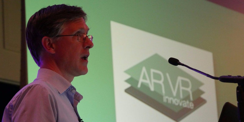 James presenting at ARVR Innovate.jpg