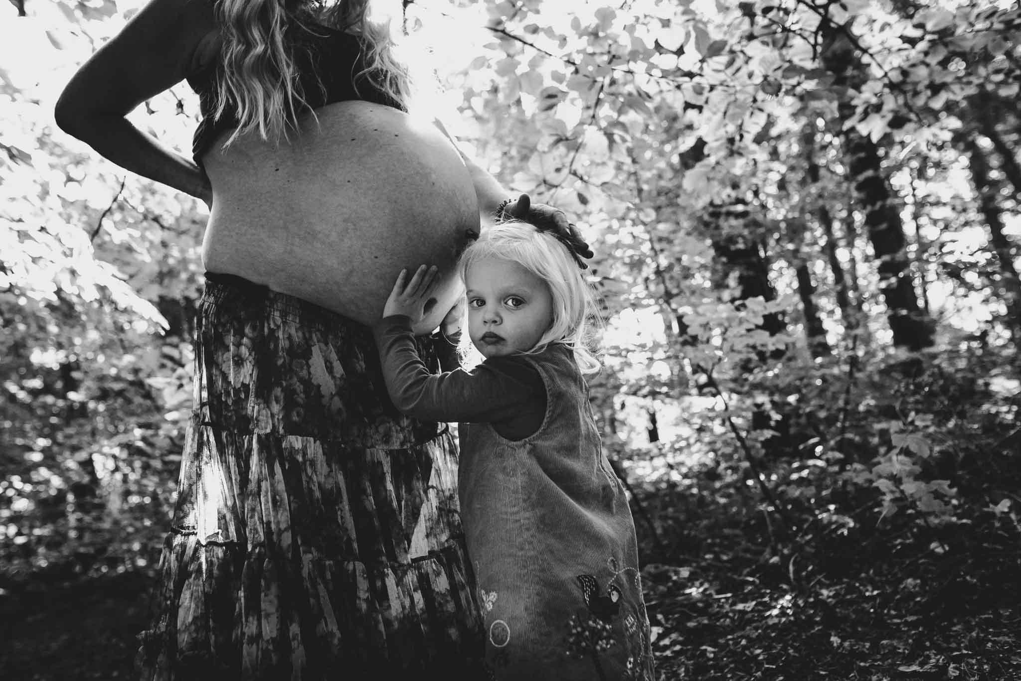 Natrual Pregnancy Photography