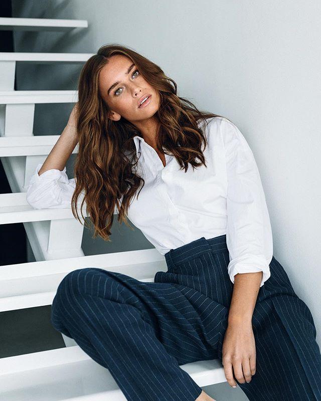 Beautiful @emilialantz shot for @refstockholm 😊