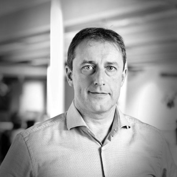 Luc Burgelman - CEO NGDATA