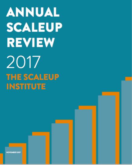 Scaleup institute - annual scaleup review