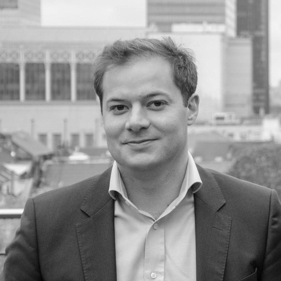 Quentin Colmant - Co-Founder Qover