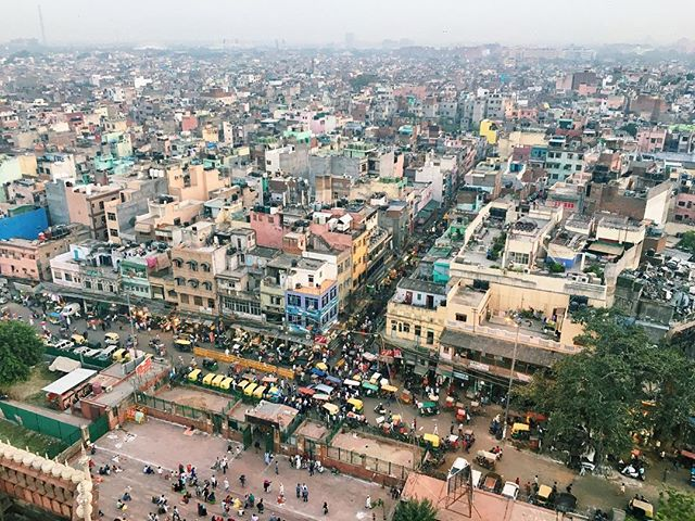 This is Delhi. Our home away from home. 🇮🇳