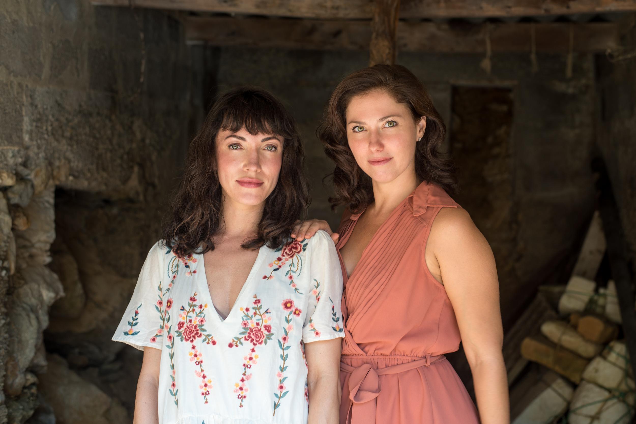 Co-founders Eva Dixon and Tasya Menaker