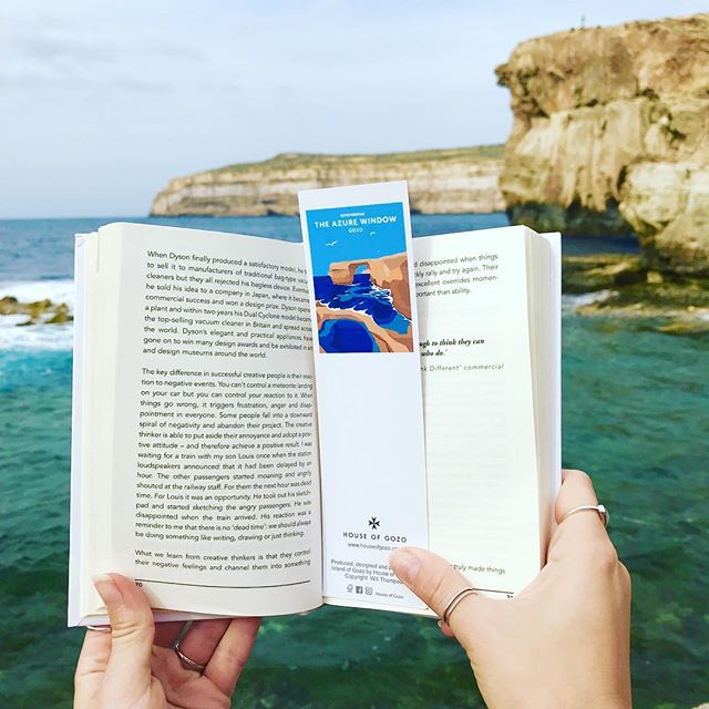 'The world is a book, and those who do not travel read only one page'. - St Augustine ✈️🌍📖 #travel #experience #knowledge #books #culture #beauty #mediterraneansea #dwejra #rememberingtheazurewindow #houseofgozo #art #gallery #giftshop #gozo #malta #traveltogozo #maltagozo #maltaphotography #gozophotography #lovinmalta #visitgozo #maltaliving #seamalta #visitmaltait #lovemalta #maltalovers #maltaisamazing