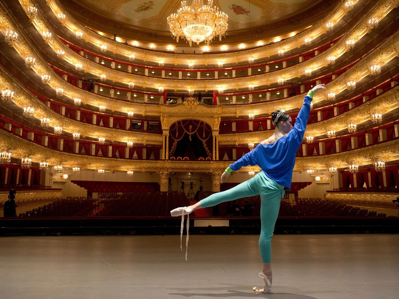 Bolshoi Ballet, Moscow