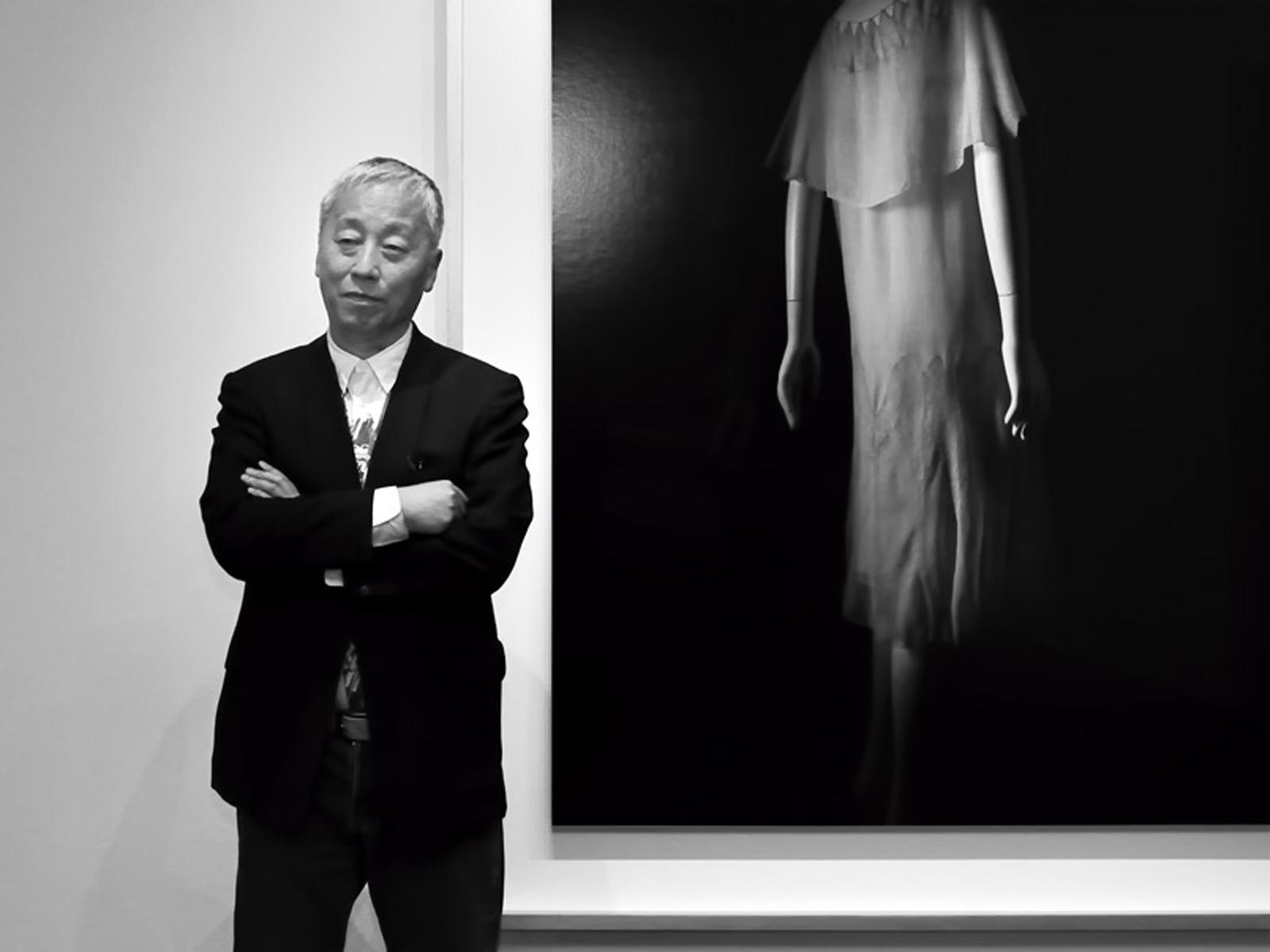Hiroshi Sugimoto at Hara Museum (2012)