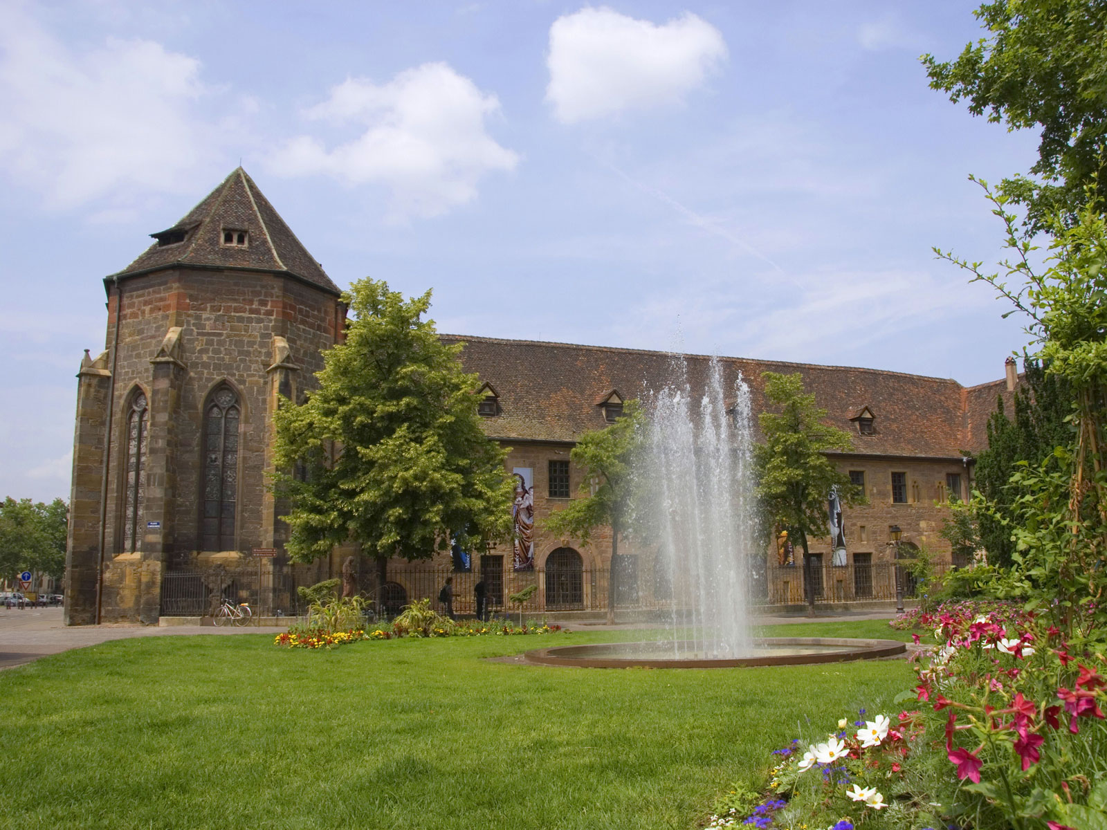 Musée Unterlinden in Colmar