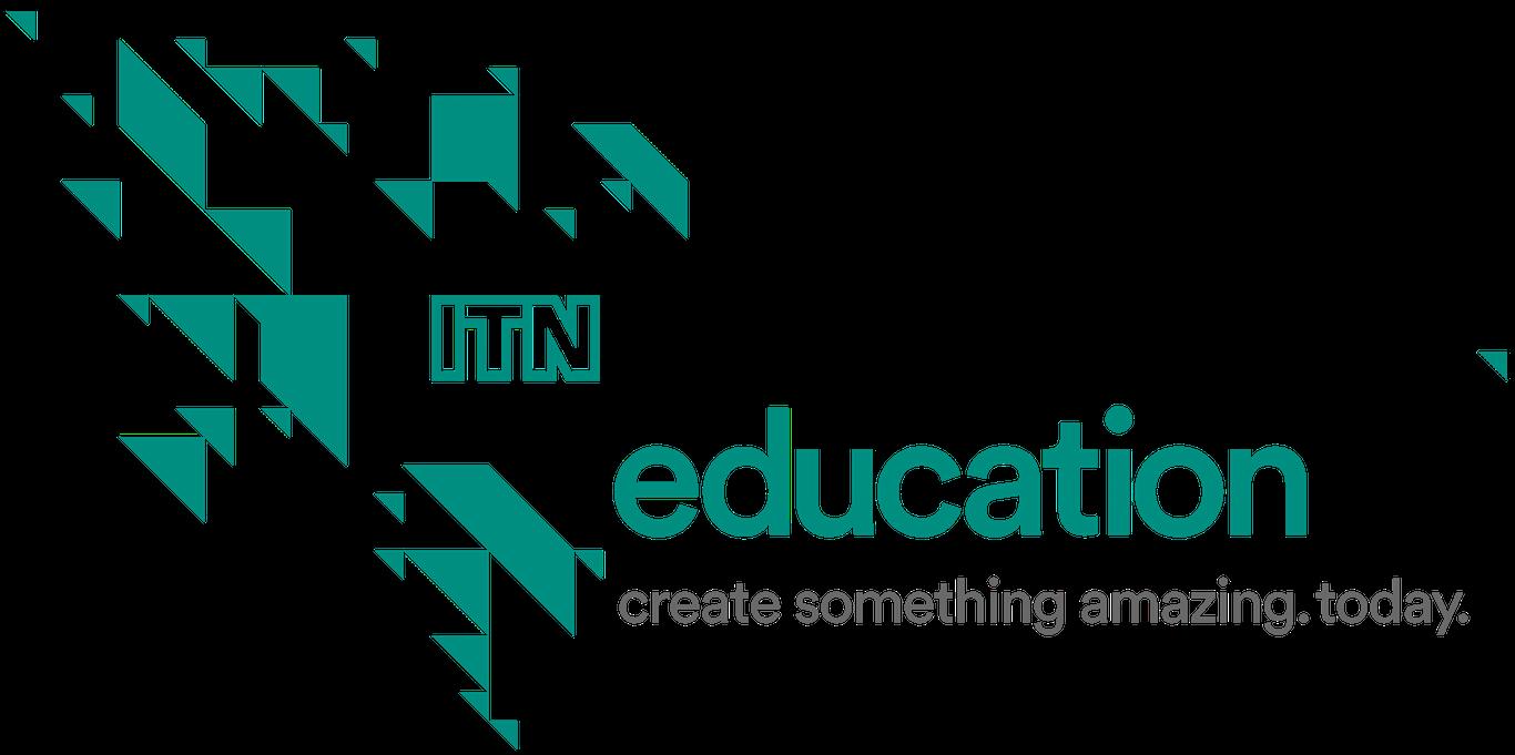 itn productions education logo