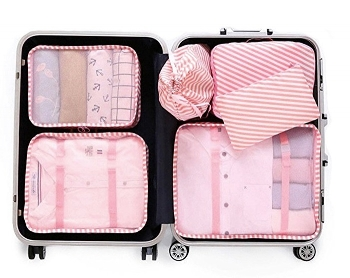 Packing Cube Set (comes in tons of patterns!) $19.99