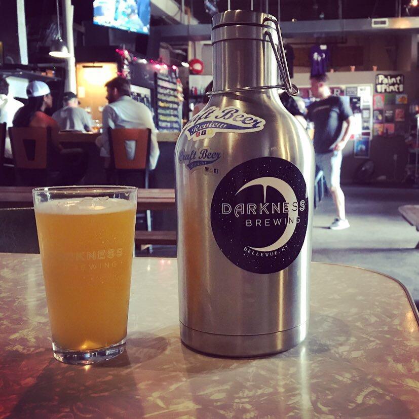 Darkness Brewing , Kentucky - http://darknessbrewing.beer