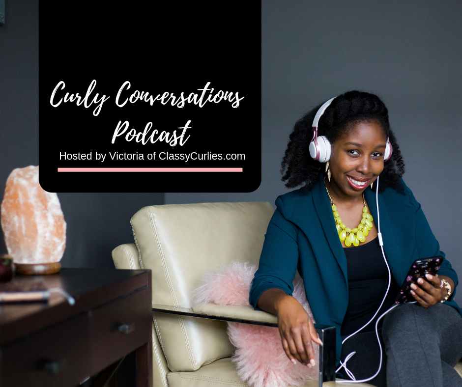 Curly Conversations Podcast - Growing healthy hair starts from the inside out, so what exactly should we be eating? Audrey Barron gives information about foods that promote hair growth. TUNE IN HERE.