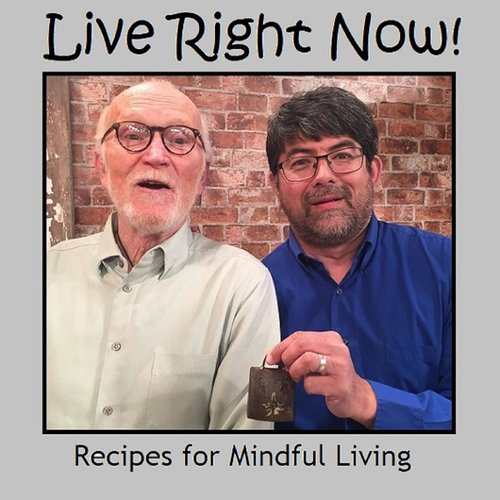 Live Right Now! Podcast - Episode 20 recorded at Ezra's Enlightened Cafe. TUNE IN HERE.