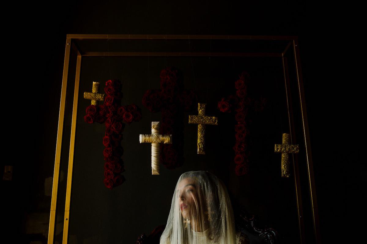 Baz Luhrmann Romeo + Juliet Inspired Wedding22.jpg