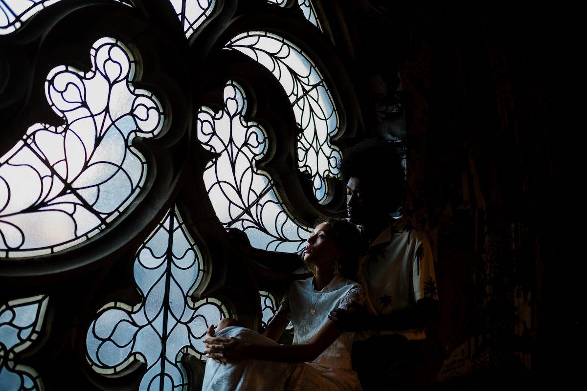 Baz Luhrmann Romeo + Juliet Inspired Wedding34.jpg