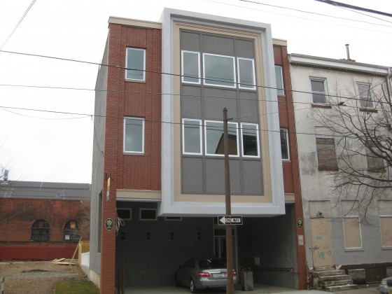 622 N 12th St., from Carmel Development