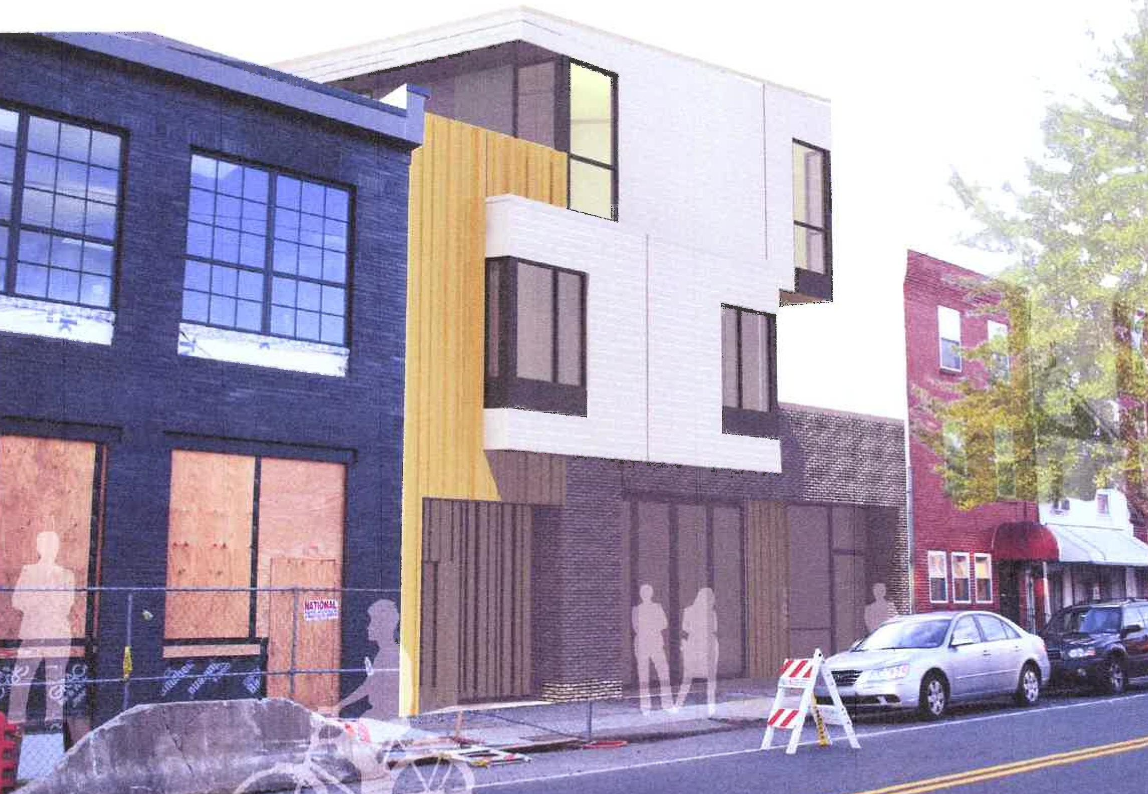 Project rendering. Image from Myphillykind.