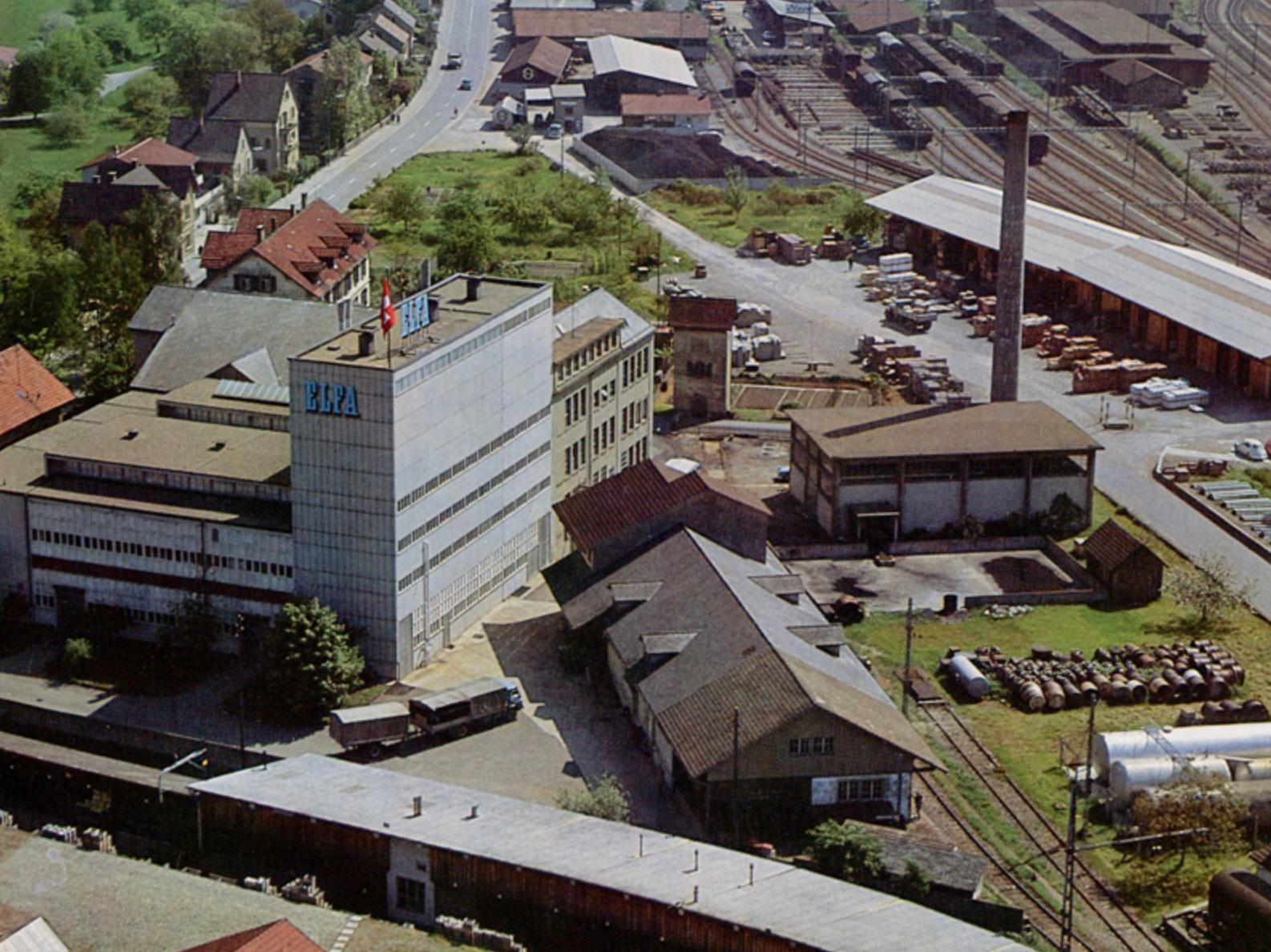 Neue ELFA (ab 1950)