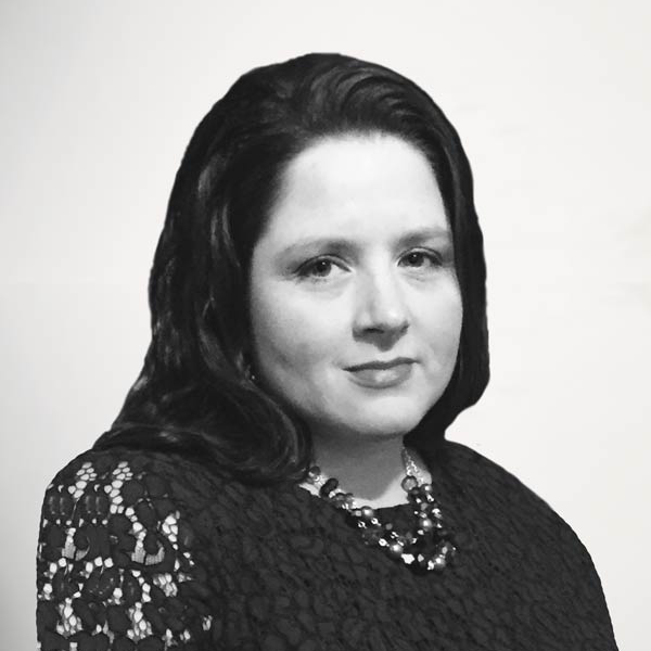 Renee Polvino   I'm the Director of Healthcare Strategy. I enjoy riding horses and spending time with my dogs.