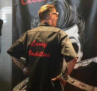 Larry cadillac . stylist