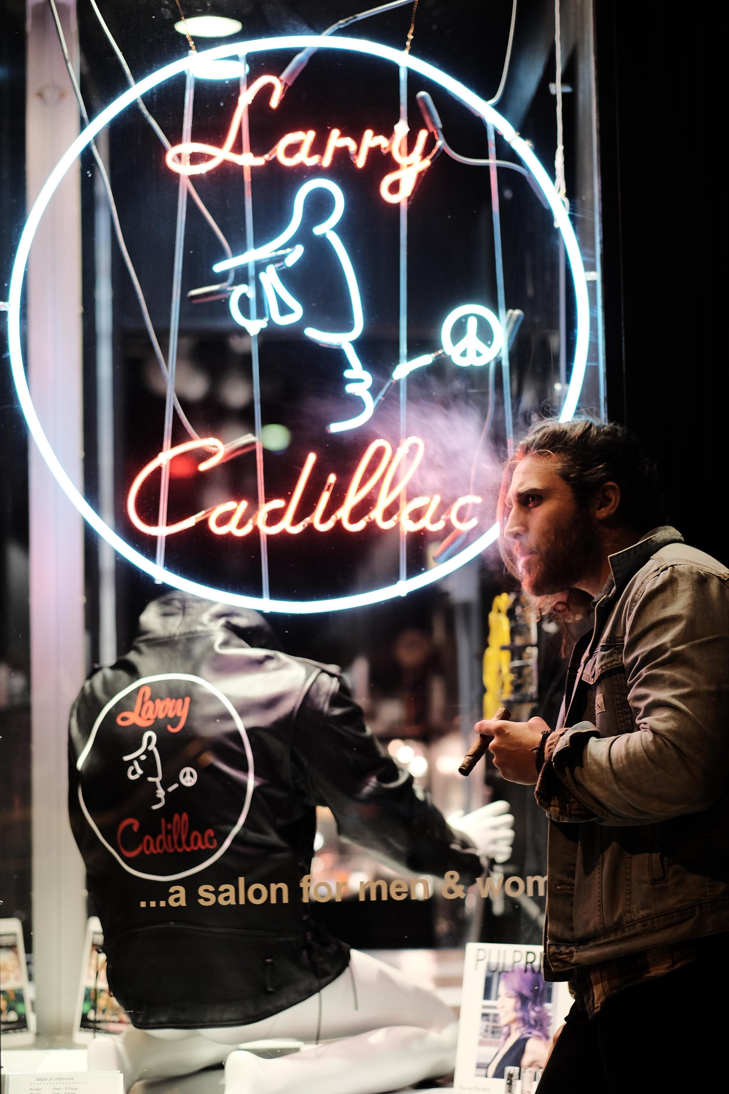 Larry Cadillac: A Salon For Men & Women