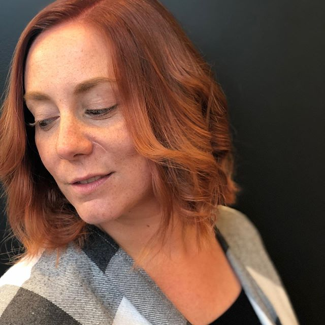 Sometimes... you just need a change to bring out the FIRE inside you! Color + Cut by Perri [Perri is offering $25 Off New Ladies. Color, Cuts, Smoothing Treatments... she's got you!] #asbury #asburypark #asburyparknj #larrycadillac #larrycadillacasburypark #colortrak #redken #redkenobsessed #redkenready #yspark #dysonhairdryer #njhair #njhairsalon #njhairstylist #njwomenshair #njwomenshaircut #lob #lobhaircut #summerhair #njcolorist #cookmamave #asburyparksalon #jerseyshore #jerseyshoreinmotion
