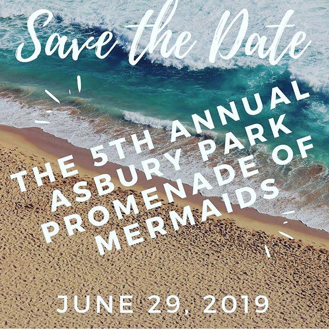 Don't forget to book your Mermaid Hair & MakeUp! . . #asburypark #asburyparknj #asburyparkmermaidpromenade #asburyparkmermaid #apmermaid #njhairstylist #jerseyshoreinmotion #jerseyshore #njhair #njmakeupartist #mermaid #njmermaid