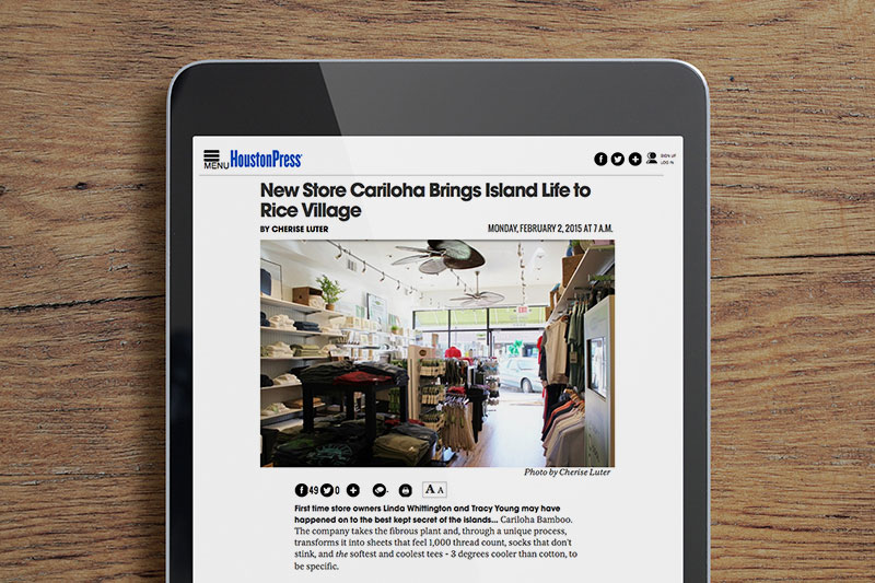 Houston-Press-New-Store-Cariloha-Brings-Island-Life-To-Rice-Village