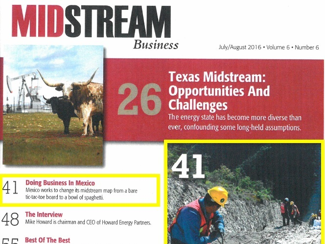 Doing Business In Mexico - MidStream Business Feature