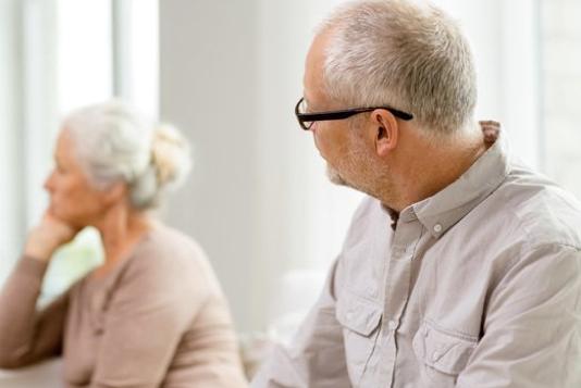 Understanding Unique Needs in Elder Divorce - Susan Myres explains growing phenomenon.Story here.