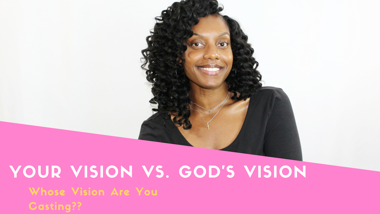 Hey!!! Do you have a vision for your life? Is it your vision or God's? Check out my video on the importance of casting the vision for your life on vision boards and the like, only after you establish if it the vision God has for your life. Grab your journal and bible as we dig into some of Habakkuk to help us understand this concept! Click the video and enjoy!
