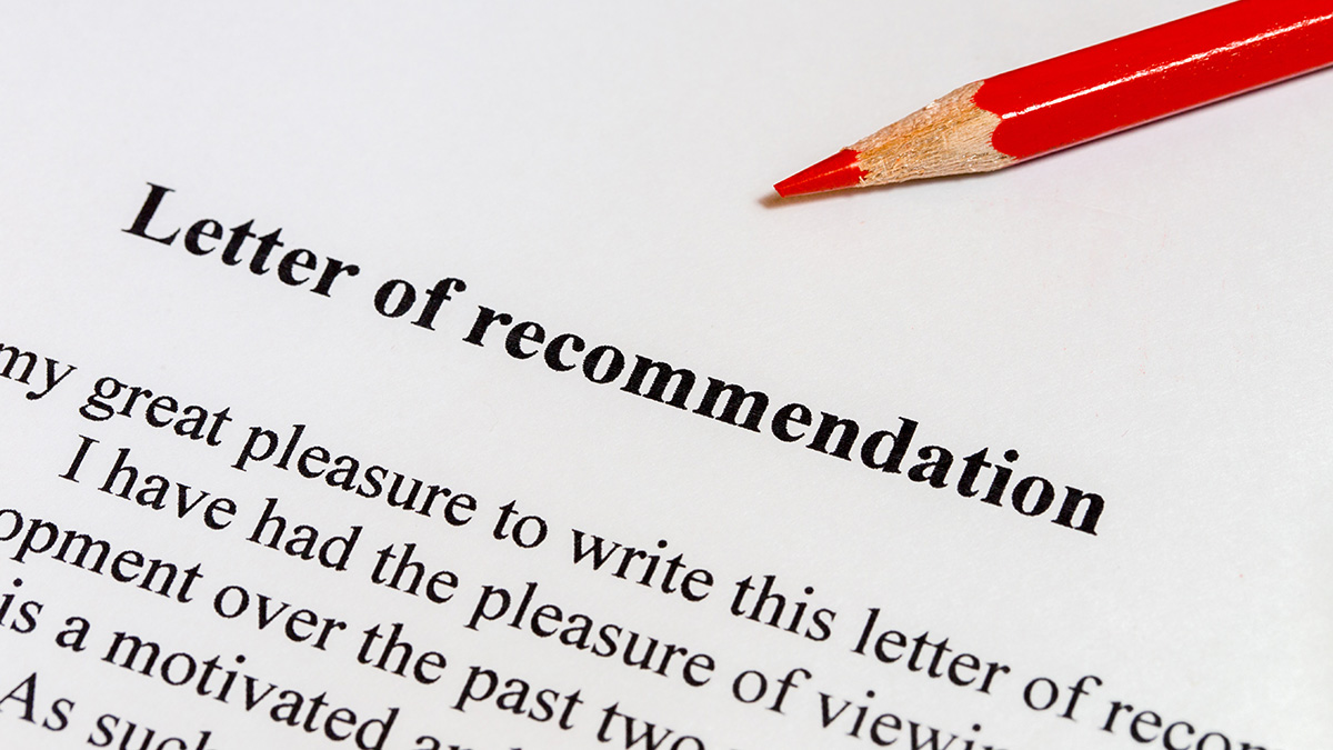How do you ask for a letter of recommendation? - ABA for Law Students