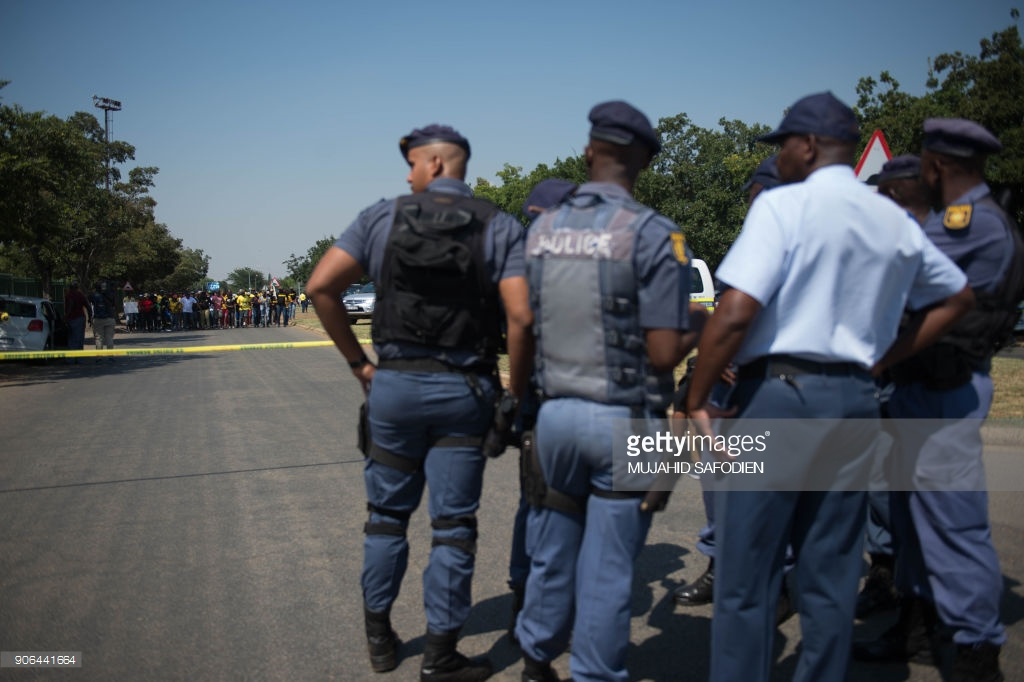 To Understand U.S. Police Impunity Better, I Went to South Africa - Rewire News
